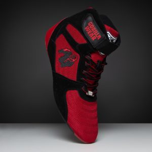 Perry High Tops Pro RedBlack