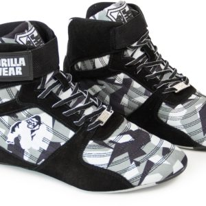 Perry High Tops Pro BlackGray Camo